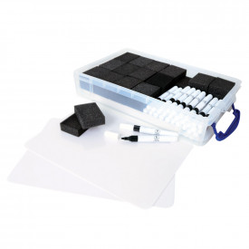 A4 Superlight Classbox Whiteboard Kit