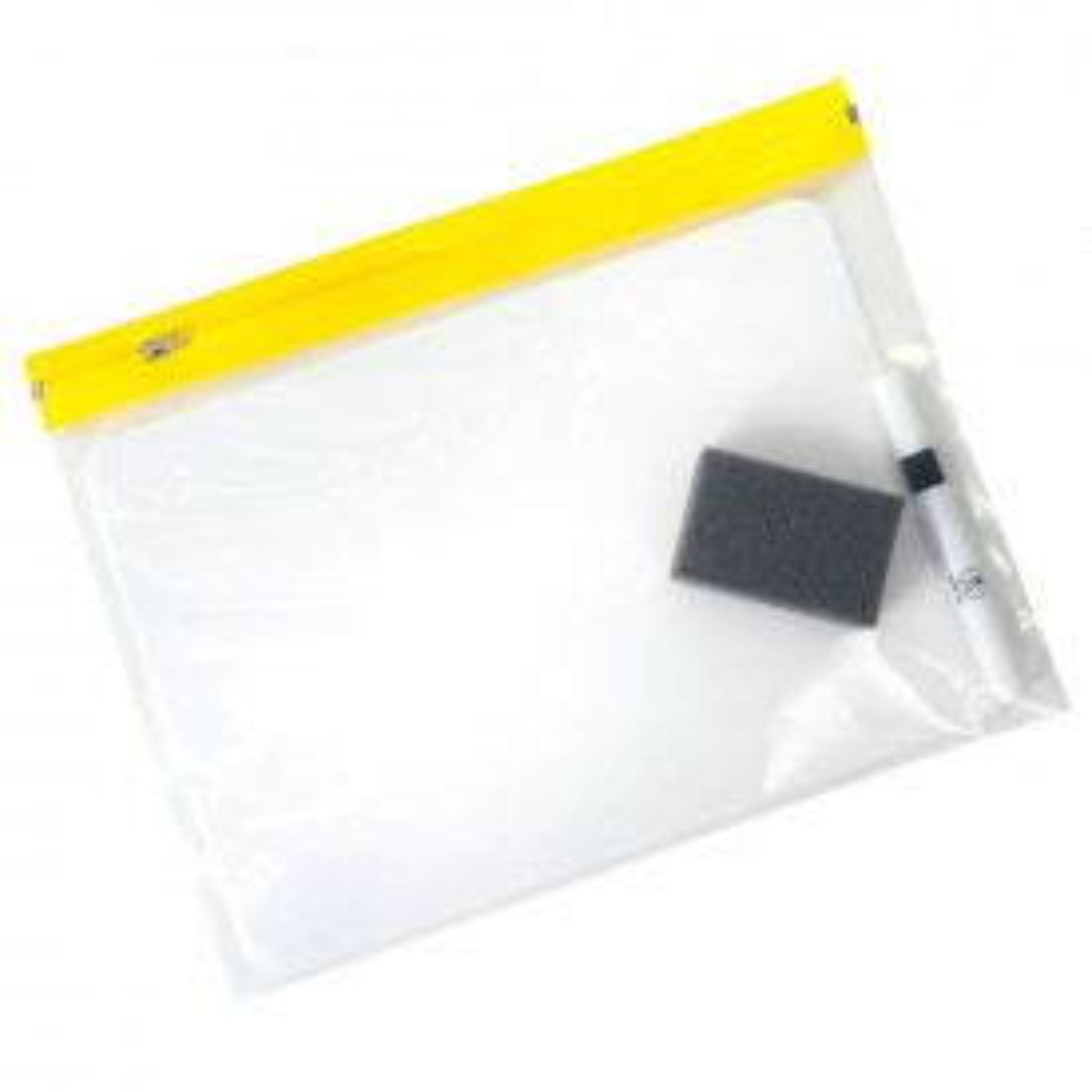 Consortium Superlight A4 Mini Whiteboard Zip Wallet Kit