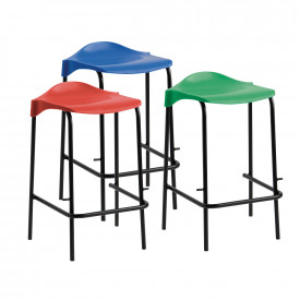 4 Legged Lipped Stool