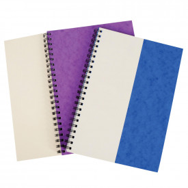 A4 160 Page Spiral Bound Exercise Books