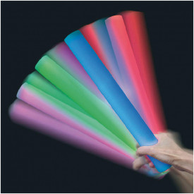 Colour Changing Foam Batons