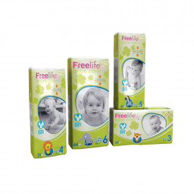 Freelife Nappies