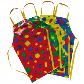 Patterned PVC Apron