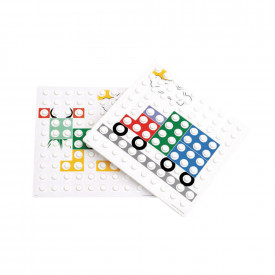 Numicon Base Board Overlays 6pk