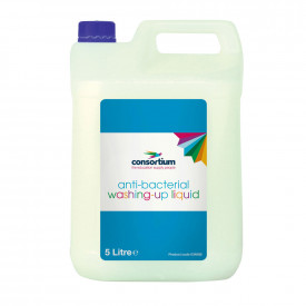 Consortium Anti-Bacterial Washing-Up Liquid