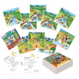 Traditional Tales Story Talk Cards