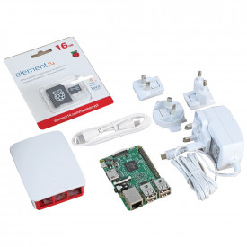 Raspberry Pi® 3 Starter Kit