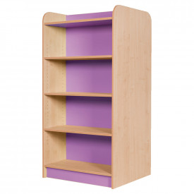 Kubbyclass Double Sided Bookcase
