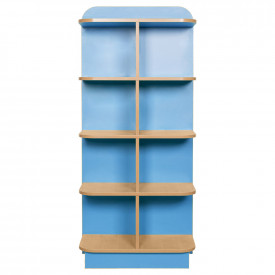 Kubbyclass End Cap Bookcase