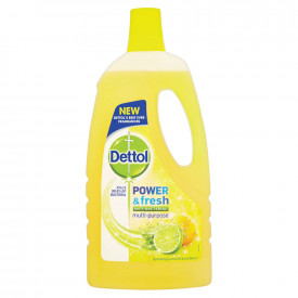 Dettol Power & Fresh Lemon & Lime