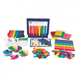Rainbow Fractions Teaching Kit
