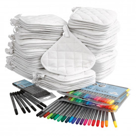 Pot Holder and Markers Kit
