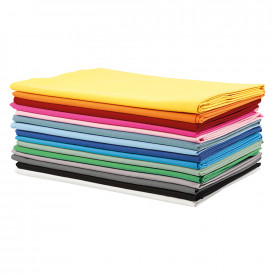 100% Cotton Assorted Colours