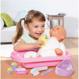 Baby Bath & Potty Set