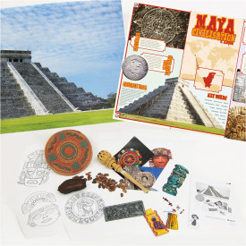 Maya Artefacts Pack