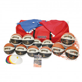 Central Junior Basketball Skillbuilder Kit