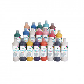 Consortium Washable Ready Mixed Paint Classpack