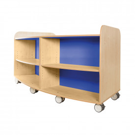 KubbyClass Curved Bookcases