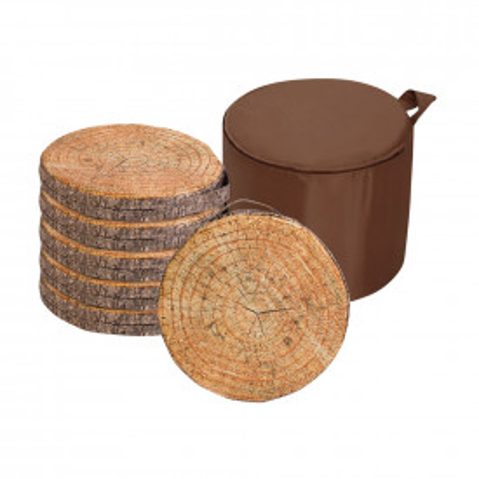 Log Carry Cushions