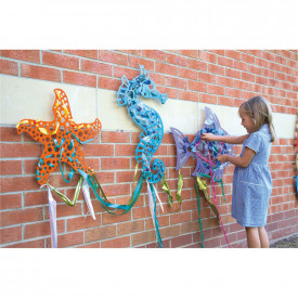 Under the Sea Giant Weaving Frames