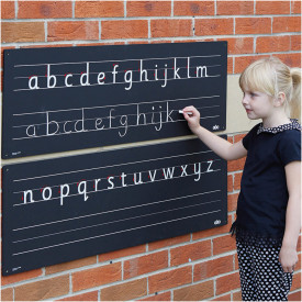 Outdoor Alphabet Line