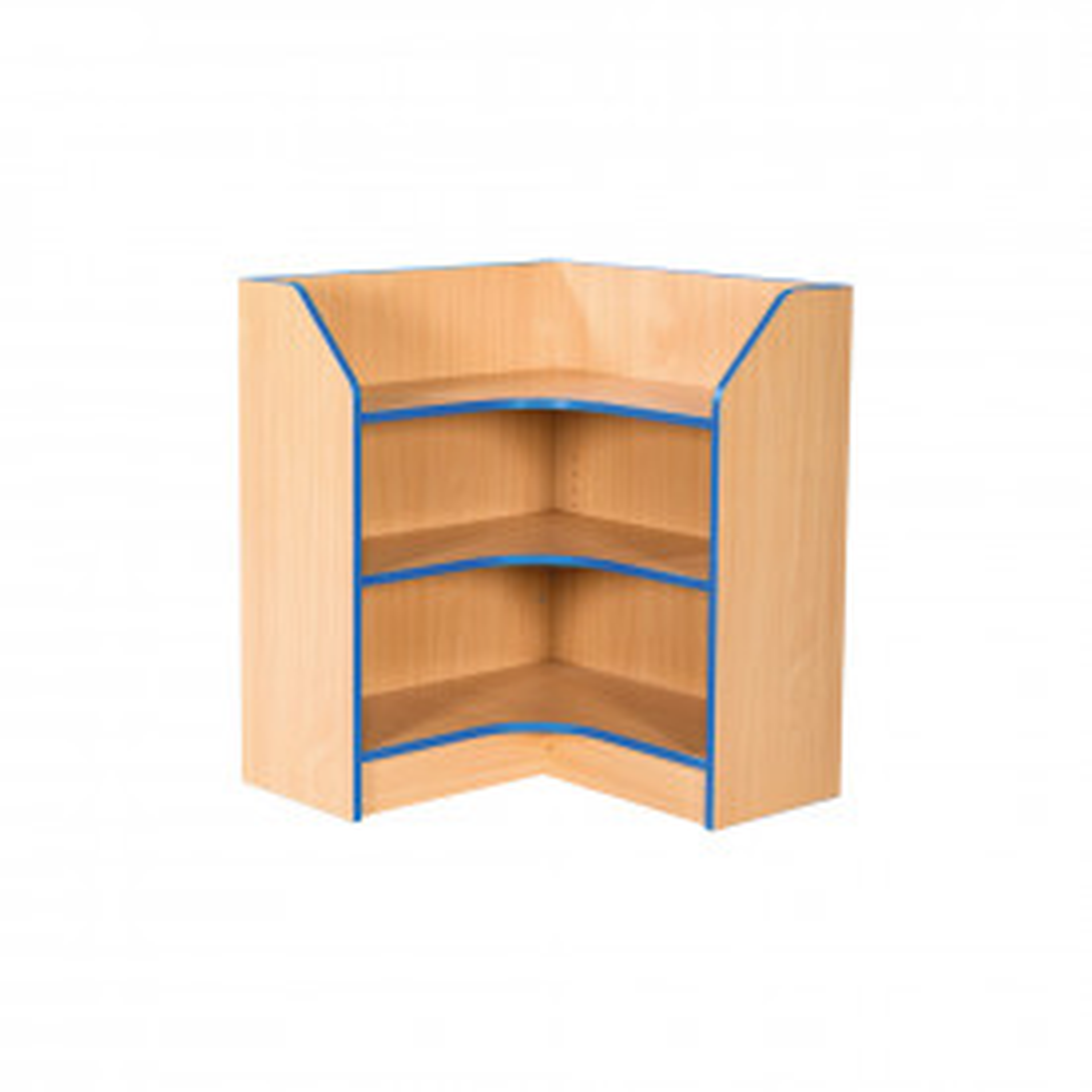 Folio Internal Corner Bookcase