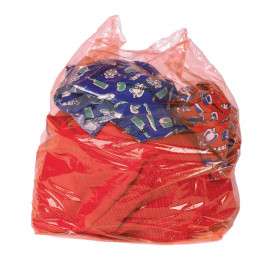 Soluble Strip Laundry Sacks