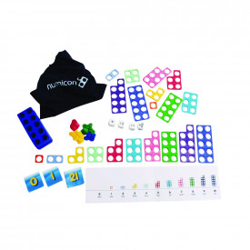 Numicon Homework Activities