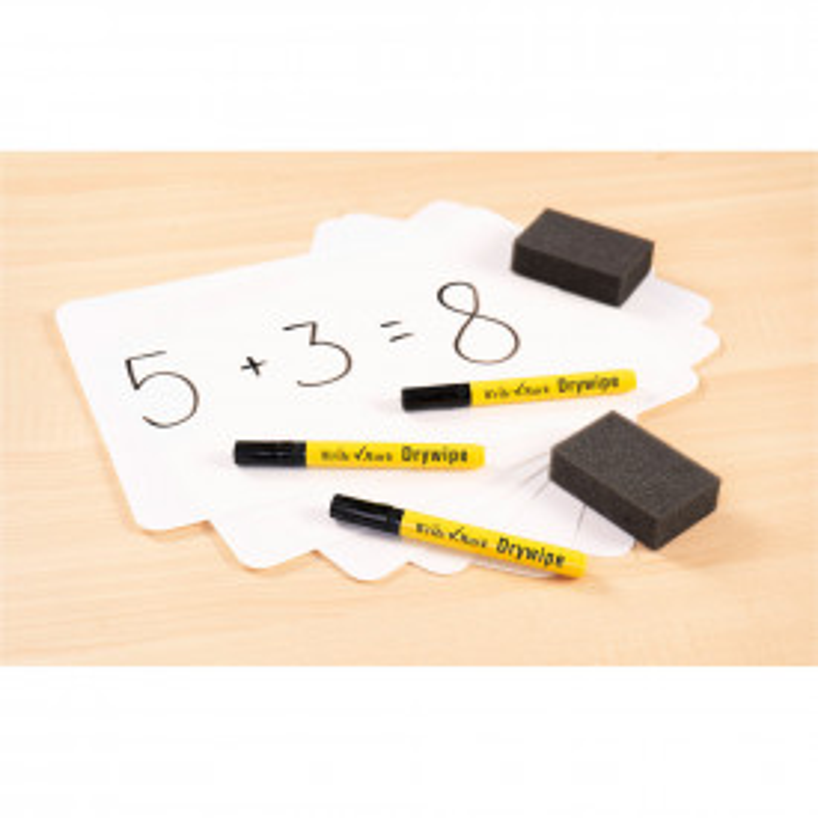 Write Mark Classroom Drywipe Markers