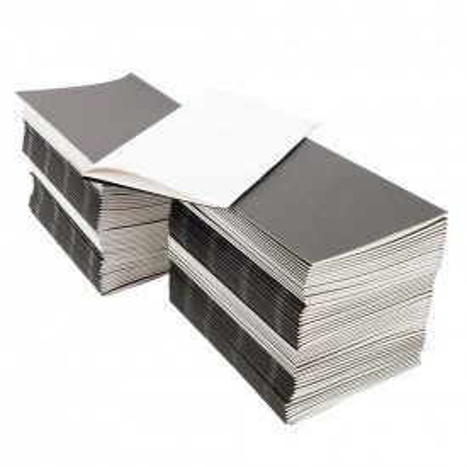 Pisces Black Stapled Sketchbooks