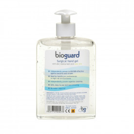 Bioguard Surgical Alcohol Hand Gel