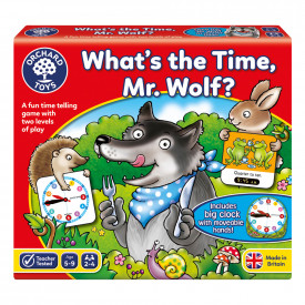 What's the Time Mr Wolf