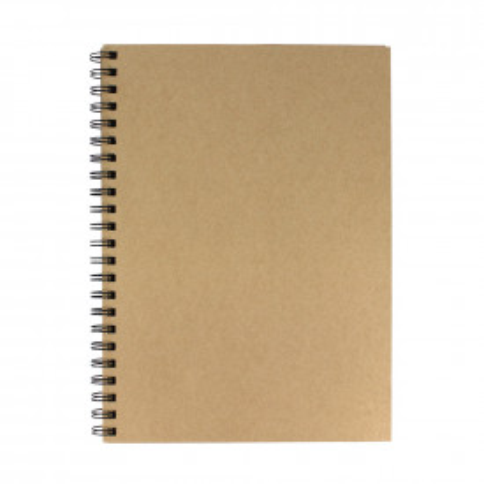 A4 Kraft Paper Sketchbook