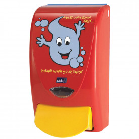 Mr Soapy Soap Dispenser