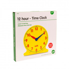 12 Hour Demonstration Clock