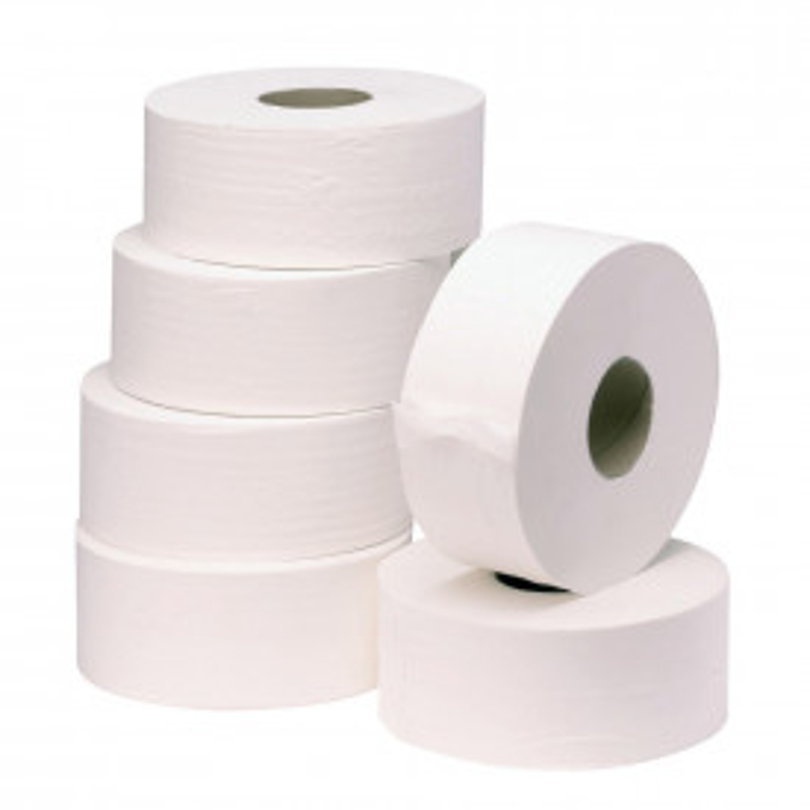 Consortium Jumbo Toilet Rolls 1 Ply