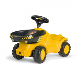 Mini Trac Foot to Floor Dumper
