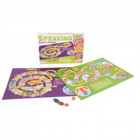 Speaking Board Games