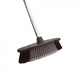 Deluxe Soft Bristle Broom