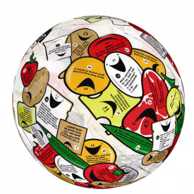 Clever Catch Food Nutrition Ball