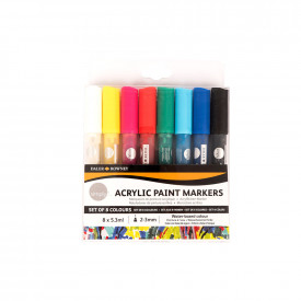 Simply Acrylic Paint Markers