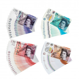 Play Money Notes Pack