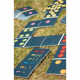 Giant Outdoor 1-6 Spot Dominoes