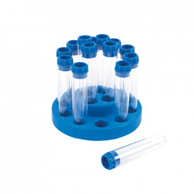Plastic Test Tubes 14 Pack