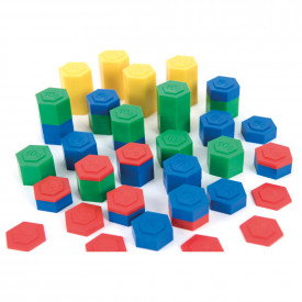 Weights Hex Stacking