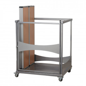 Single Rectangular Trolley