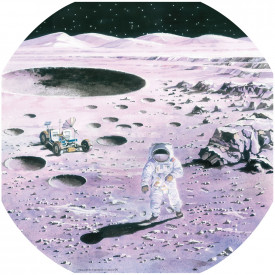 Active World Lunar Mat