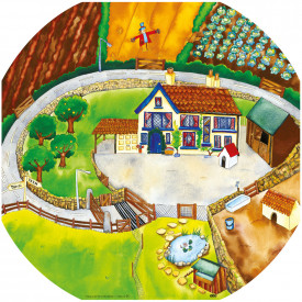 Active World Farmyard Mat