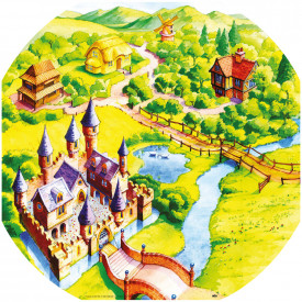 Active World Fairytale Mat