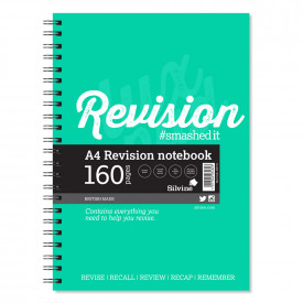 A4 Revision Notebooks